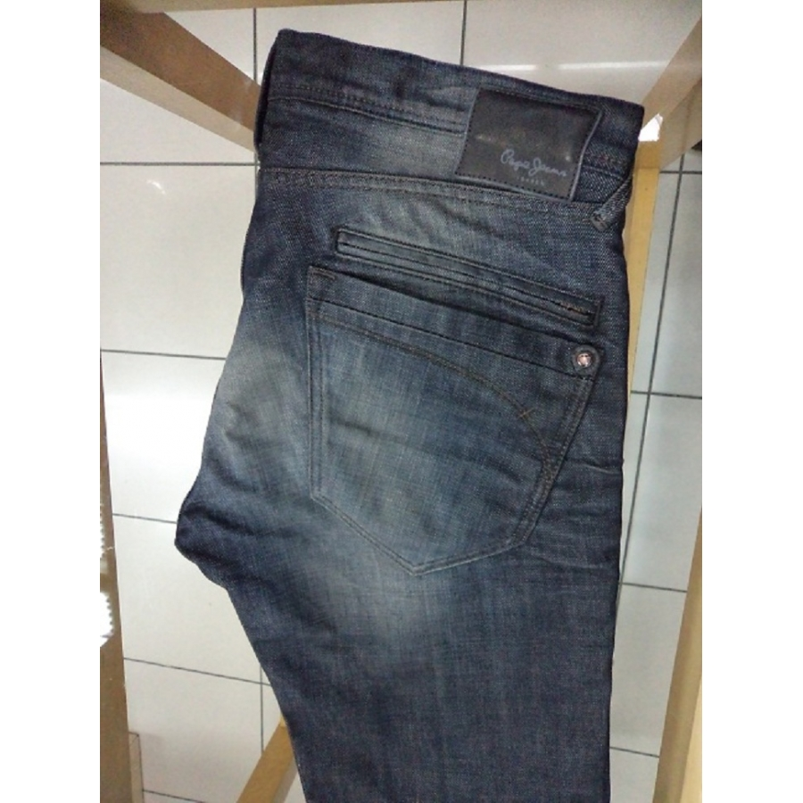 1c98ea39b72bc Pantalon Denim Pepe Jeans London
