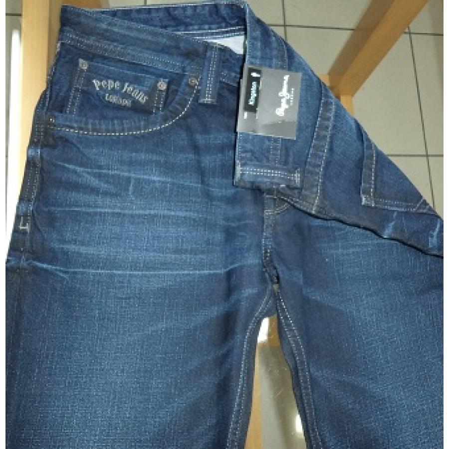ca6f2c3f8d993 Pantalon Denim Pepe Jeans London